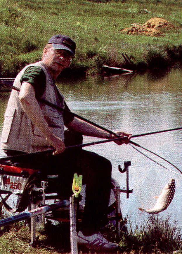 Контрольза выращиванием рыбы в своем пруду